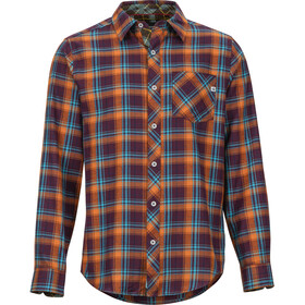Marmot Anderson Lightweight Flannel LS Shirt Men fig
